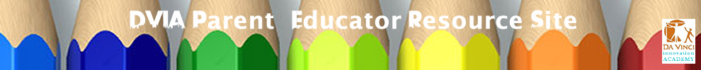 DVIA PARENT EDUCATOR RESOURCE SITE